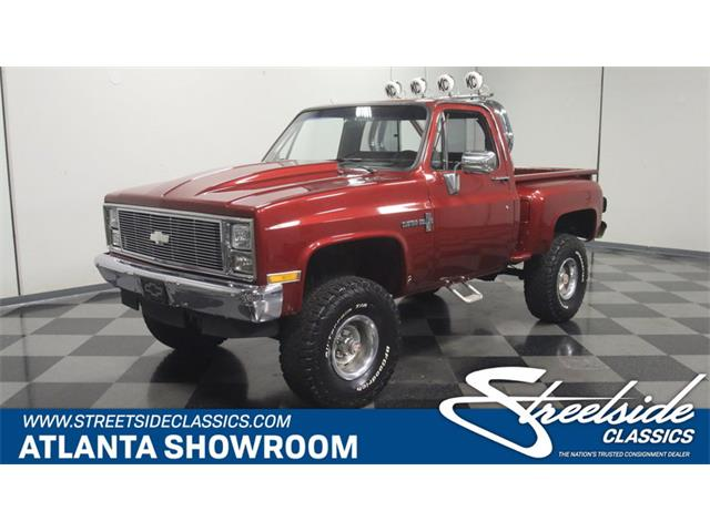 Picture of '84 Chevrolet K-10 Offered by  - NREJ