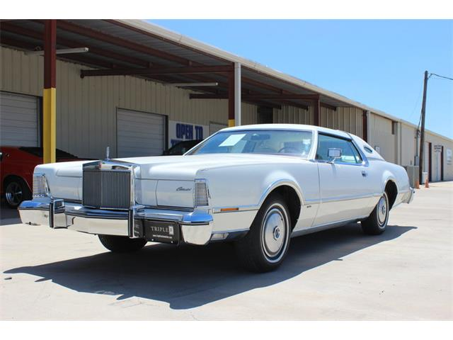 Picture of 1975 Continental located in Fort Worth Texas - $11,500.00 Offered by  - NRF9