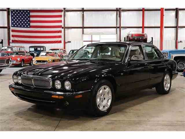 Picture of '03 XJ8 - NRFS