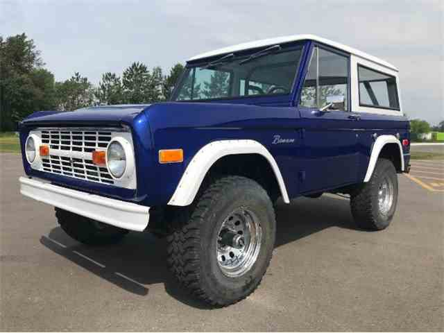 Suv For Sale Under 5000 >> 1970 Ford Bronco for Sale | ClassicCars.com | CC-1048639