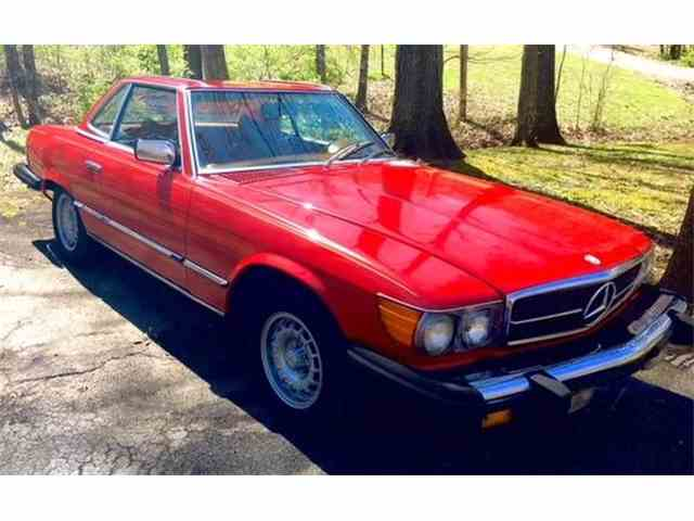 Picture of '77 450SL - NRGF
