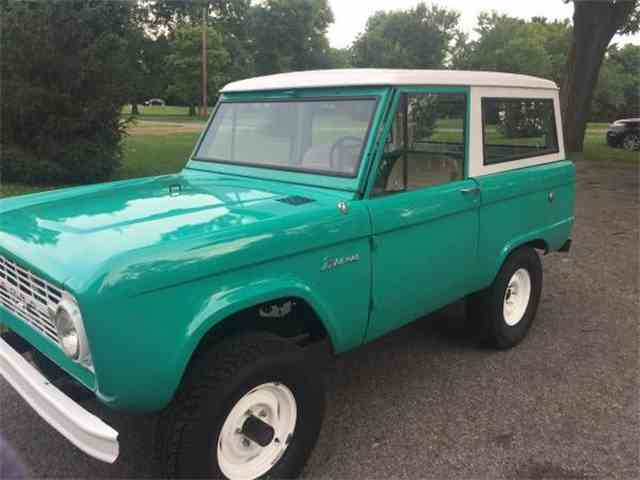 Picture of '66 Bronco - NRGH