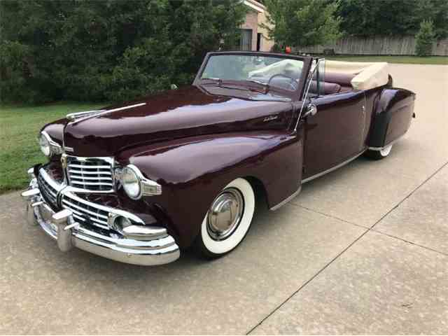 Picture of '48 Continental - NRGO