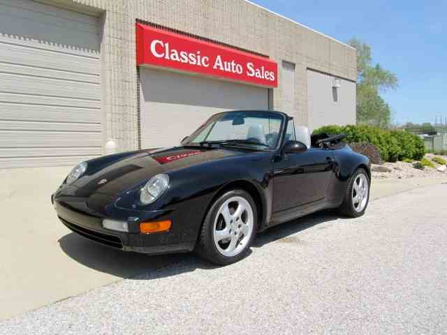 Picture of '95 993 Carrera 2 Cabriolet - NRH5