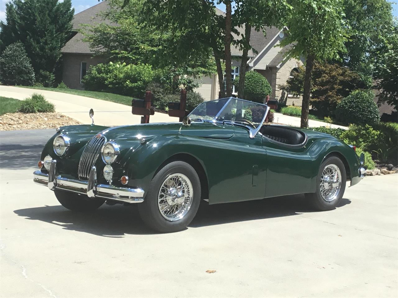 1955 Jaguar XK140 for Sale   ClassicCars.com   CC-1108698