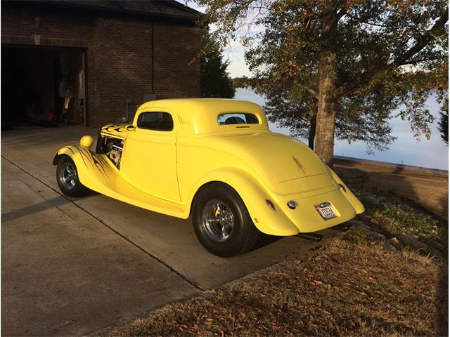 Picture of '34 3-Window Coupe - NRHR