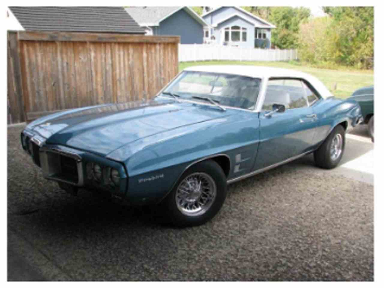 Large Picture of '69 Firebird - NRHS