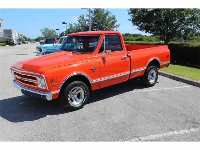 Picture of 1967 Chevrolet C10 - NLFT