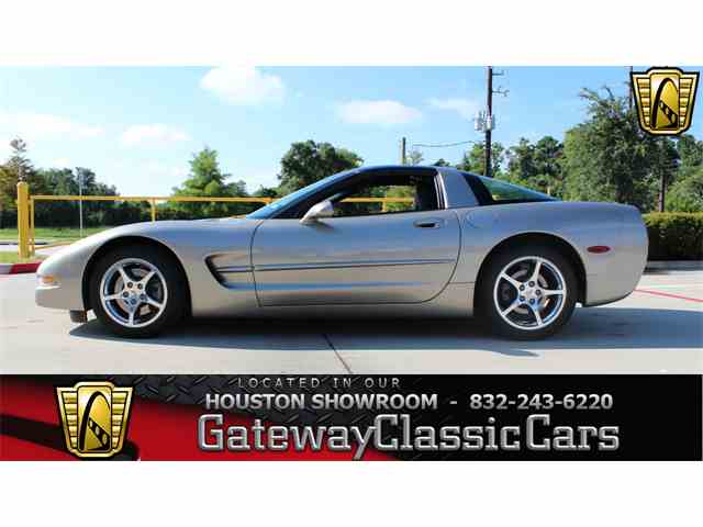 Picture of '02 Corvette - NRID