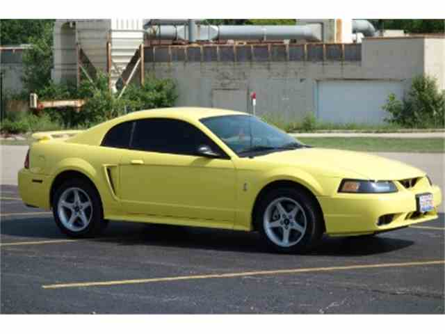 Picture of '01 Mustang - NRIM