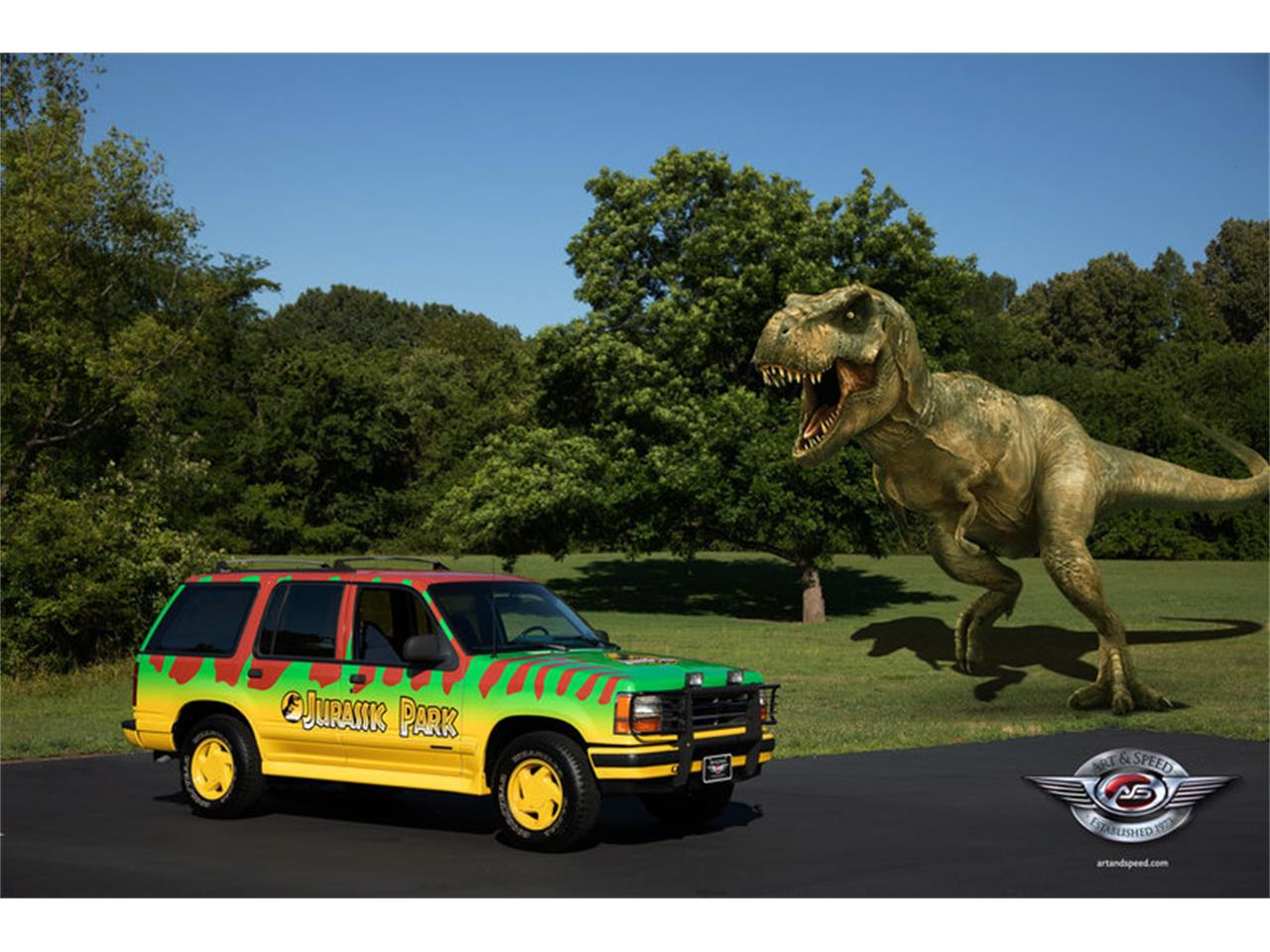 Large Picture of '93 Ford Explorer located in Collierville Tennessee - $12,900.00 Offered by Art & Speed - NRIV