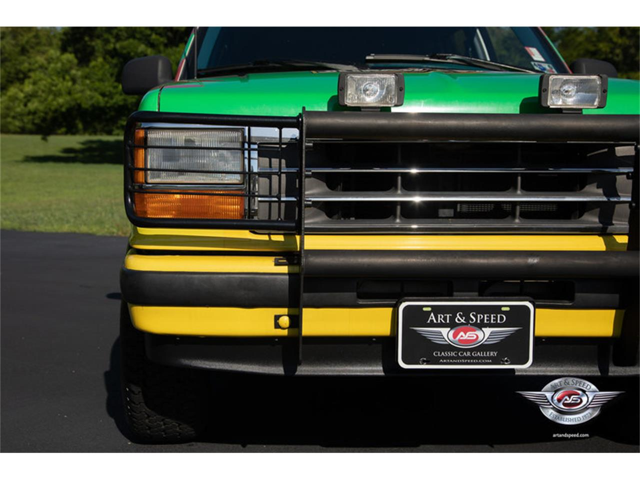 Large Picture of 1993 Ford Explorer located in Collierville Tennessee Offered by Art & Speed - NRIV