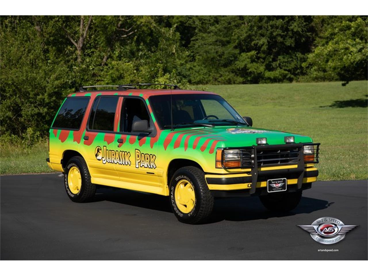 Large Picture of 1993 Ford Explorer - NRIV