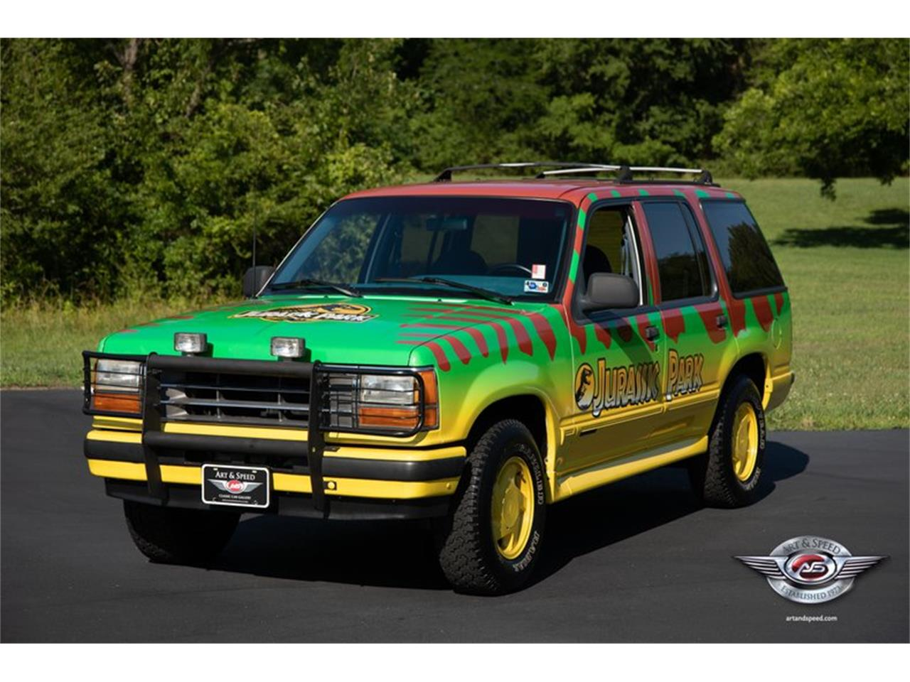 Large Picture of 1993 Ford Explorer - $8,900.00 Offered by Art & Speed - NRIV