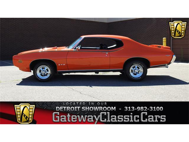 Picture of '69 GTO - $68,000.00 - NRJ7