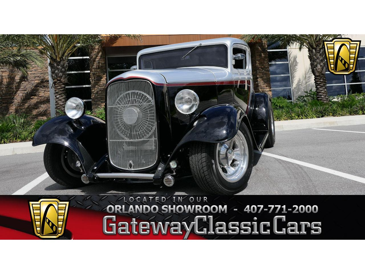 Picture of '32 5-Window Coupe - NRJA
