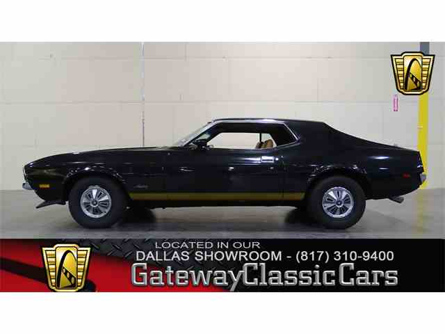 Picture of '72 Mustang - NRJI
