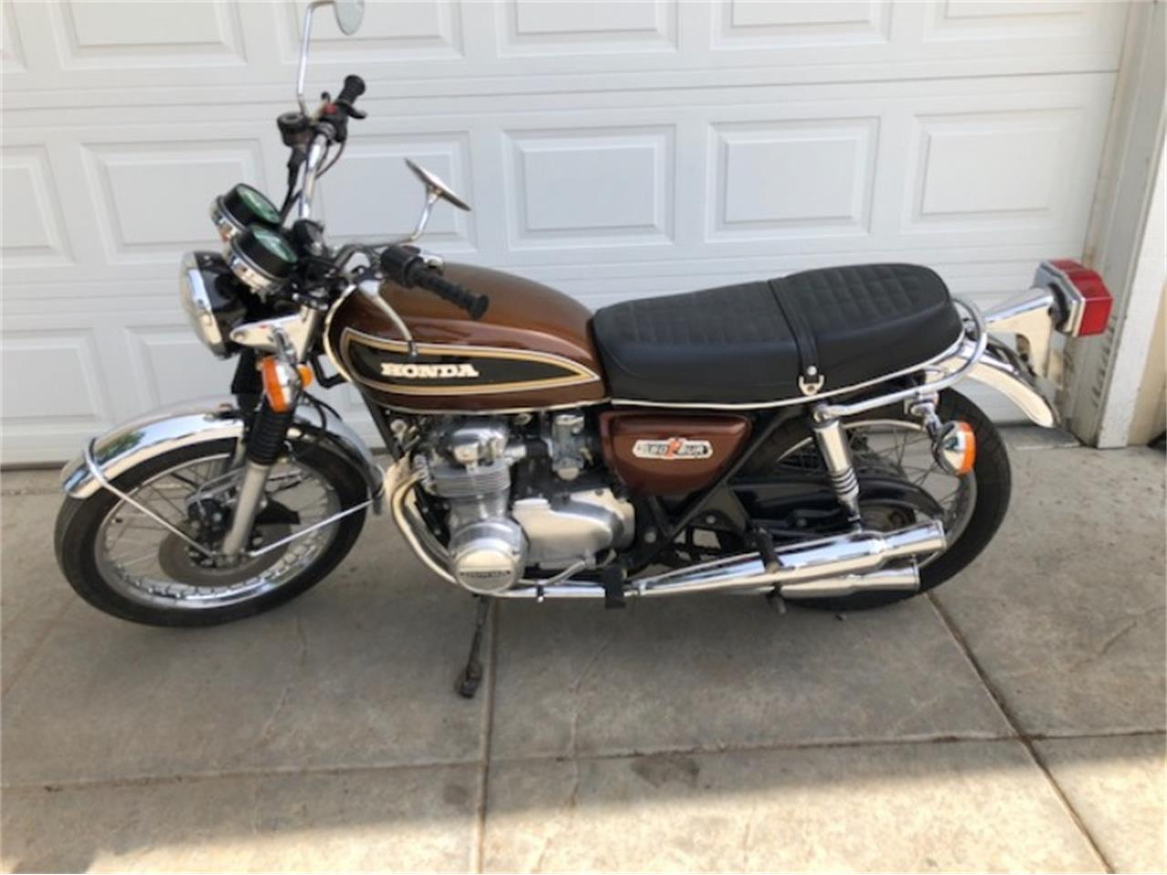 1976 Honda Cb550 4 Selling Motorcycle Collection For Sale