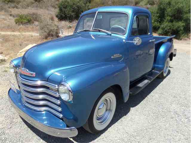 Picture of 1953 3100 located in California - $24,500.00 - NLG2