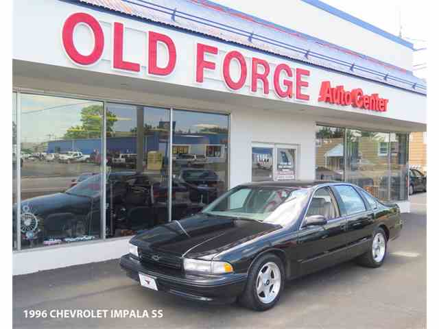 Picture of '96 Impala - NLG3