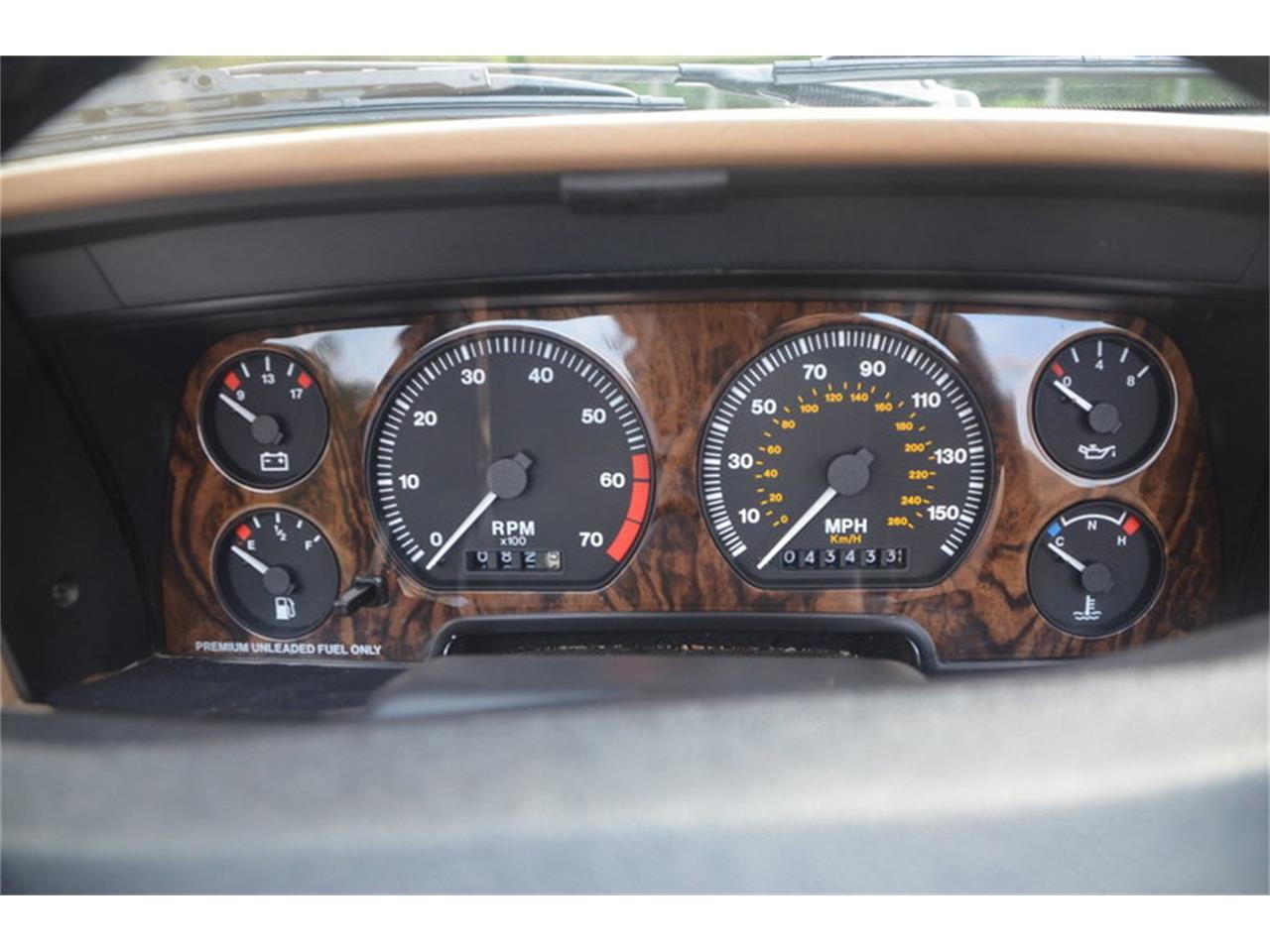 Large Picture of 1994 Jaguar XJS - NRL8