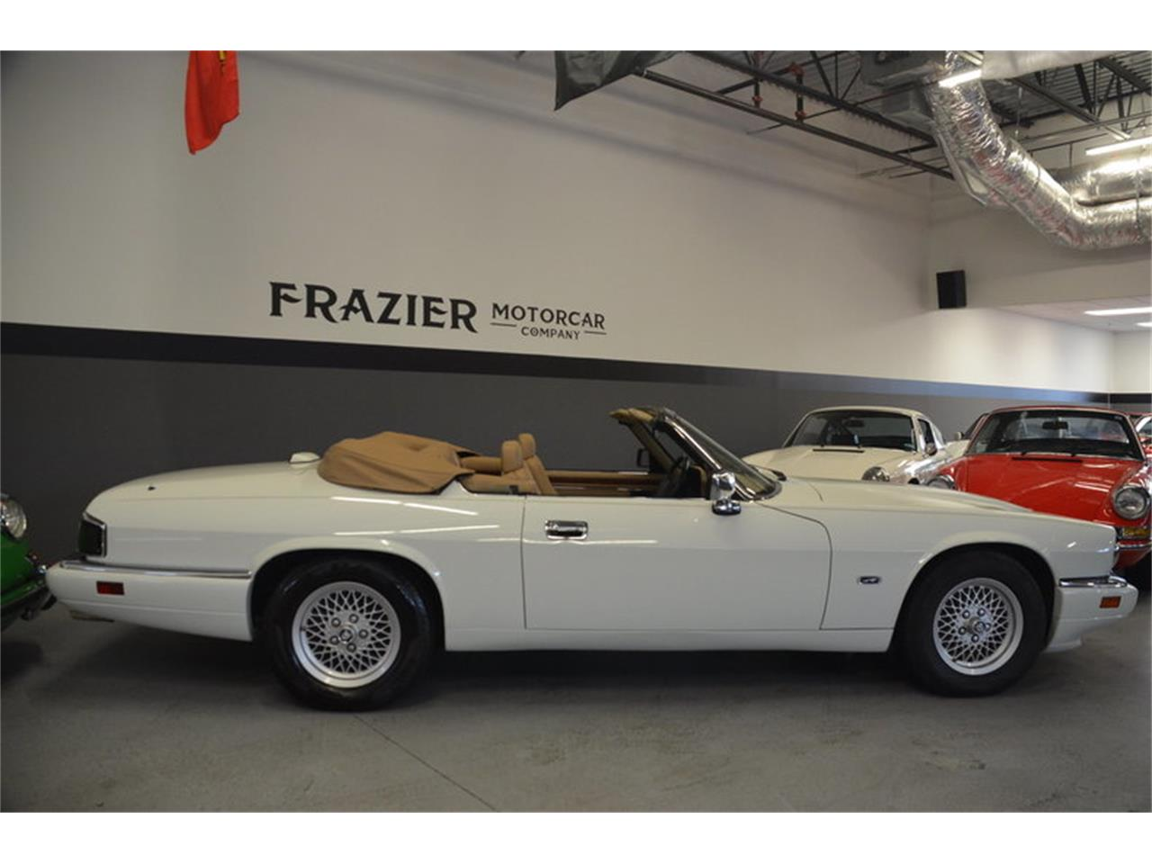 Large Picture of '94 Jaguar XJS Offered by Frazier Motor Car Company - NRL8