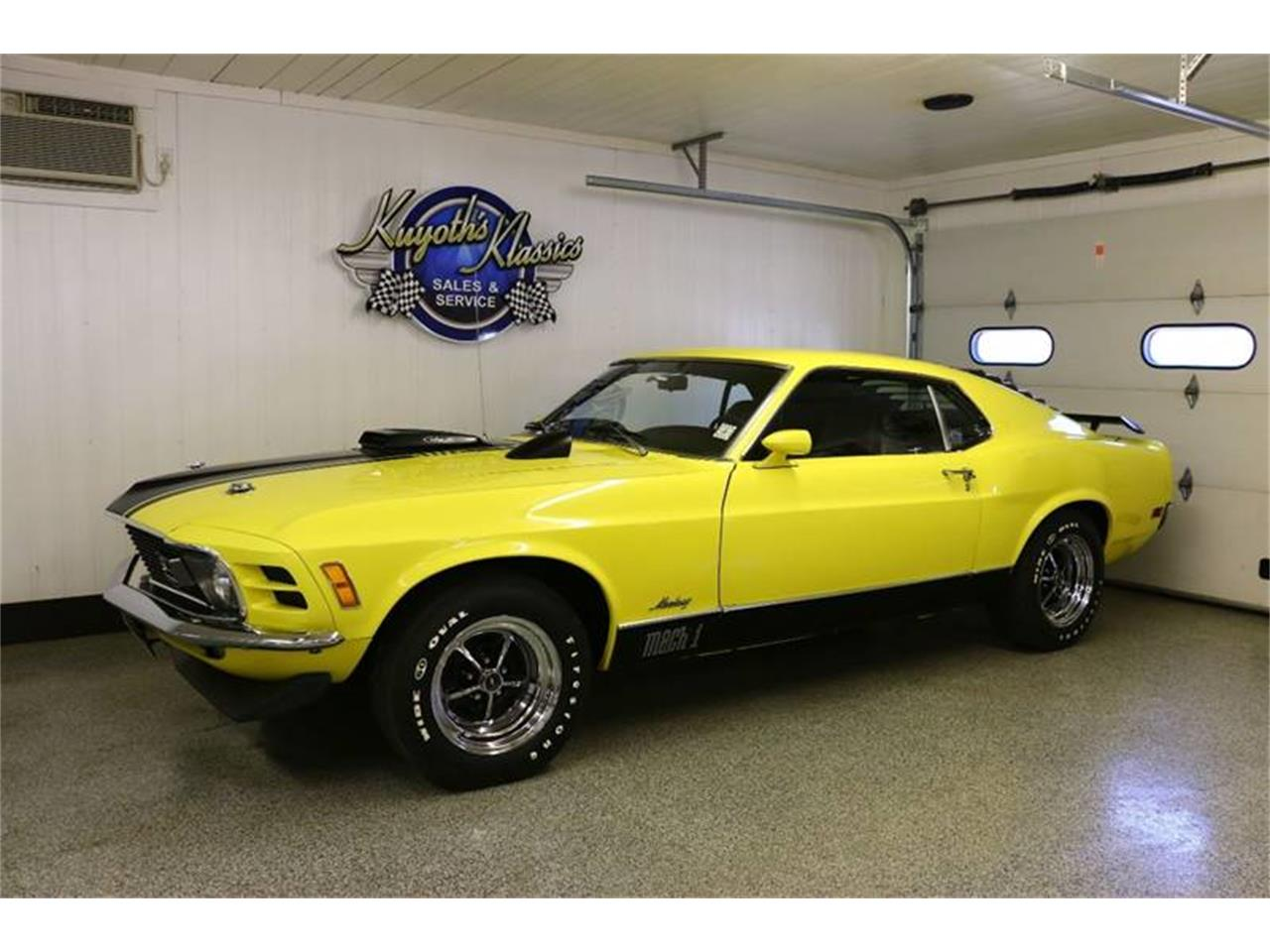 Large Picture of Classic 1970 Ford Mustang - $49,995.00 Offered by Kuyoth's Klassics - NRLD
