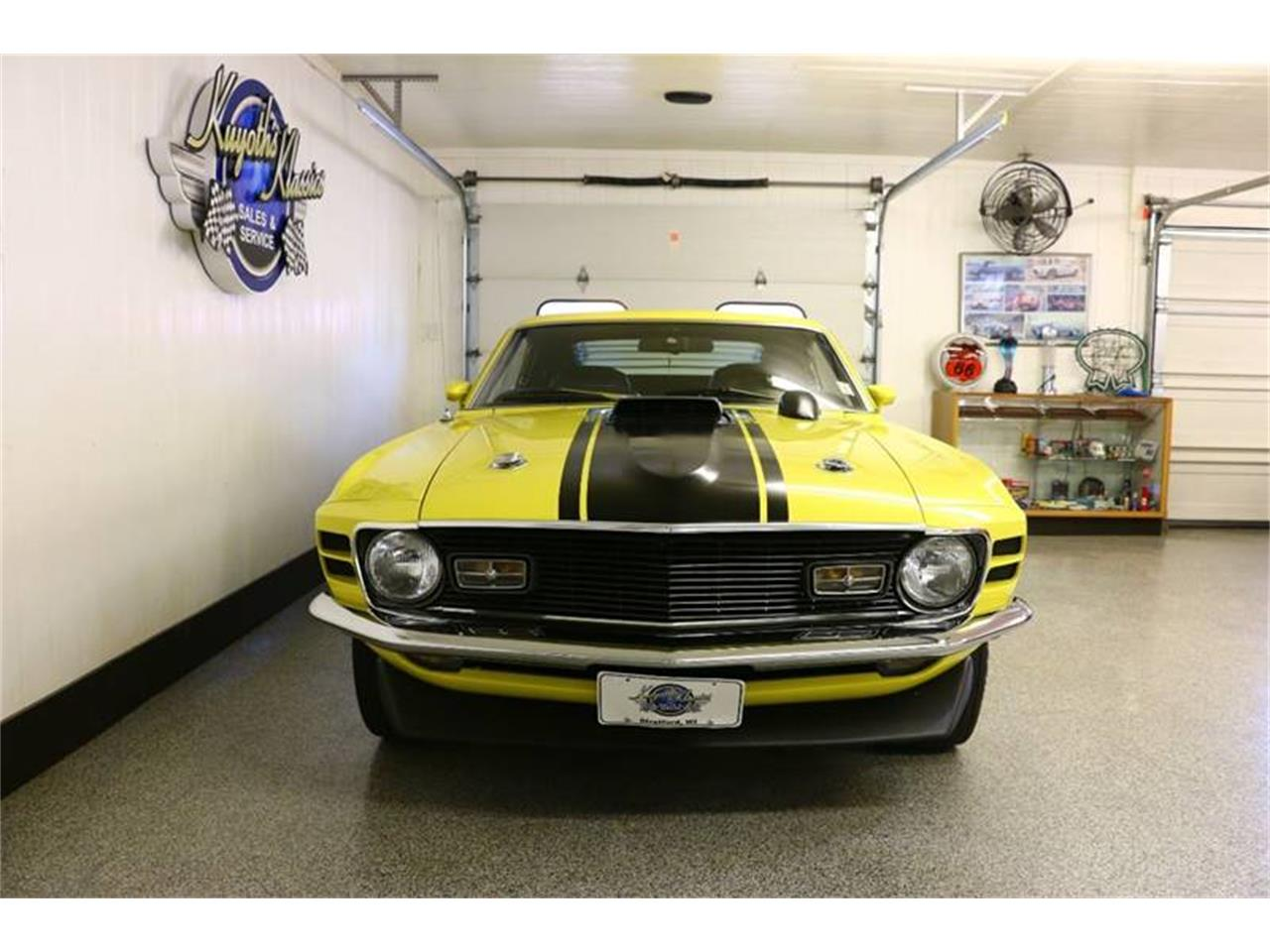 Large Picture of Classic '70 Ford Mustang located in Wisconsin - $49,995.00 - NRLD
