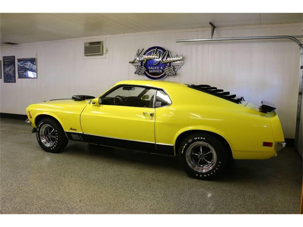 Large Picture of Classic 1970 Mustang located in Stratford Wisconsin - $49,995.00 Offered by Kuyoth's Klassics - NRLD