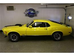 Picture of 1970 Mustang located in Stratford Wisconsin - $49,995.00 Offered by Kuyoth's Klassics - NRLD