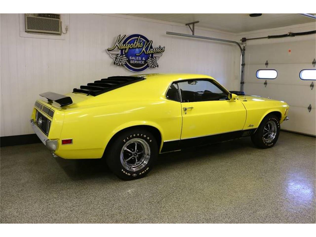Large Picture of Classic 1970 Mustang located in Wisconsin - $49,995.00 Offered by Kuyoth's Klassics - NRLD