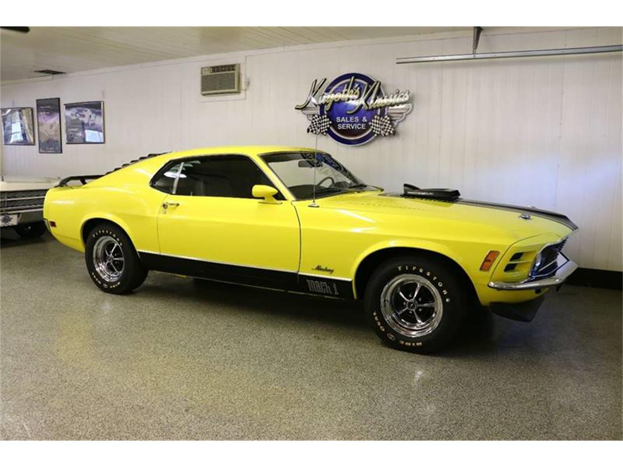 Large Picture of 1970 Ford Mustang located in Stratford Wisconsin - NRLD