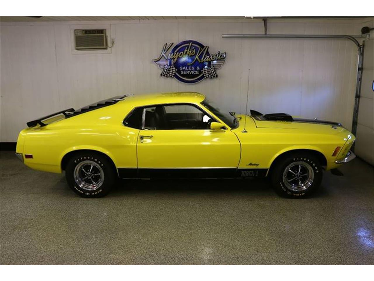 Large Picture of '70 Mustang - NRLD