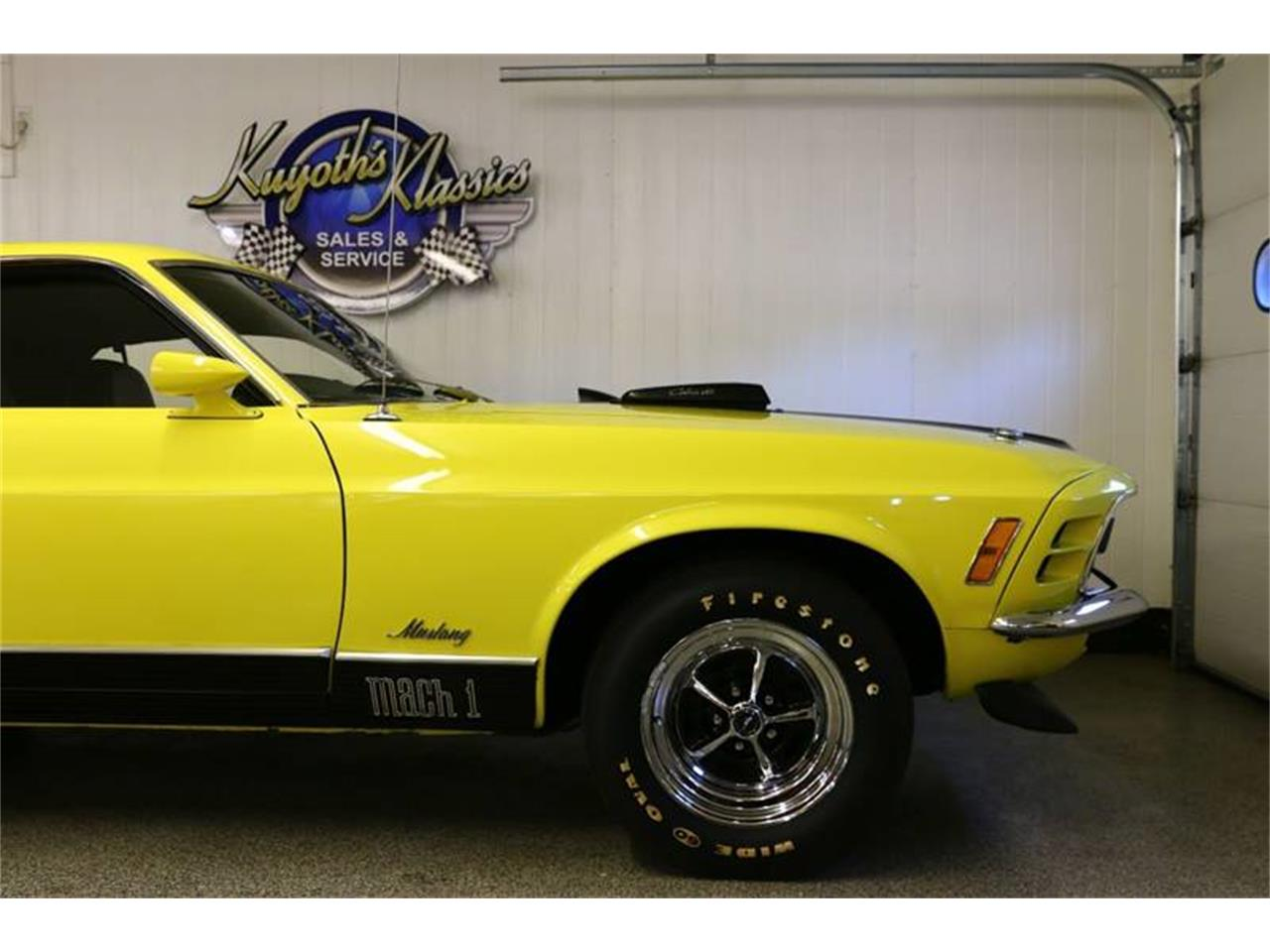 Large Picture of 1970 Ford Mustang located in Wisconsin - $49,995.00 Offered by Kuyoth's Klassics - NRLD