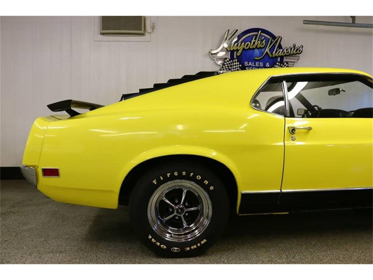 Large Picture of 1970 Mustang located in Stratford Wisconsin - $49,995.00 - NRLD