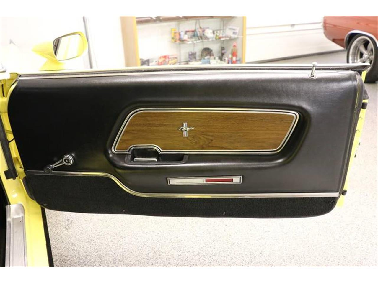 Large Picture of '70 Ford Mustang located in Stratford Wisconsin Offered by Kuyoth's Klassics - NRLD