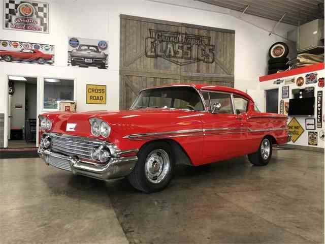 Picture of '58 Biscayne located in Grand Rapids Michigan - NLG8