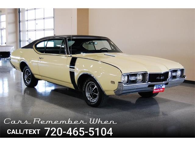 Picture of Classic 1968 442 - $29,900.00 - NRMB