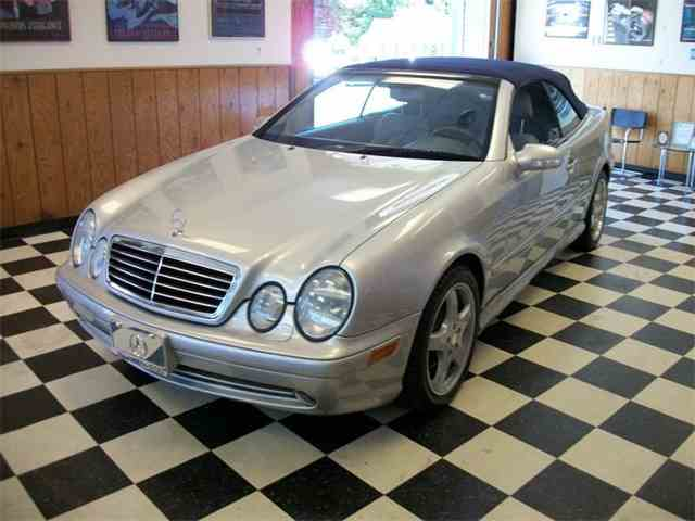 Picture of '02 CLK - NRMG