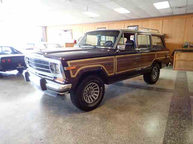 Picture of '90 Grand Wagoneer - NRMJ
