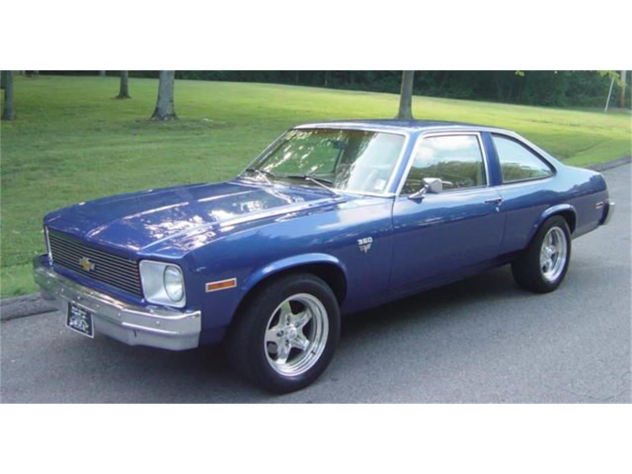 Large Picture of '77 Chevrolet Nova - $10,900.00 Offered by Maple Motors - NRMP