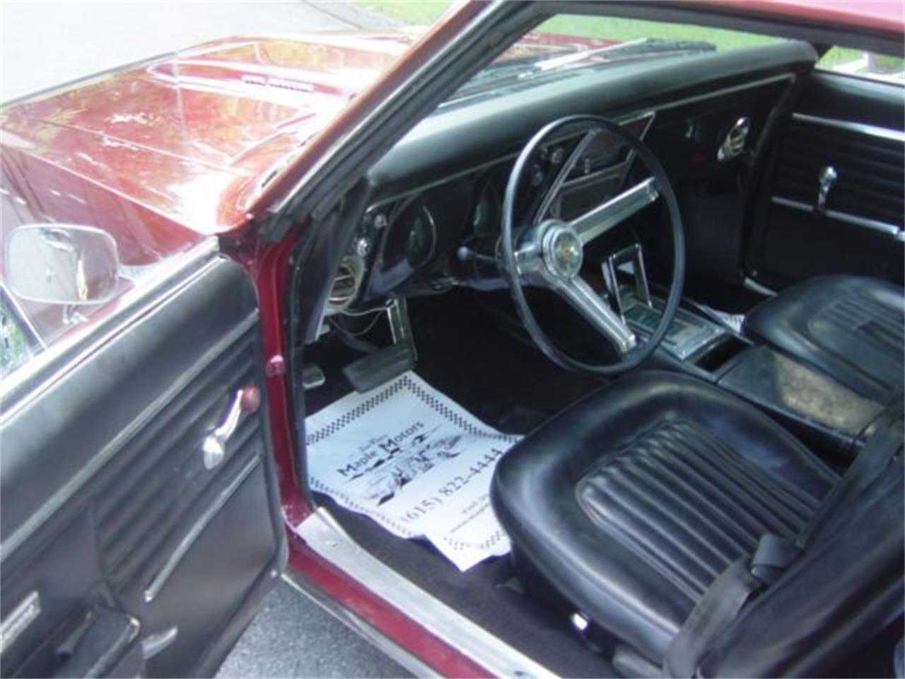 Large Picture of 1968 Camaro - $19,900.00 Offered by Maple Motors - NRMS