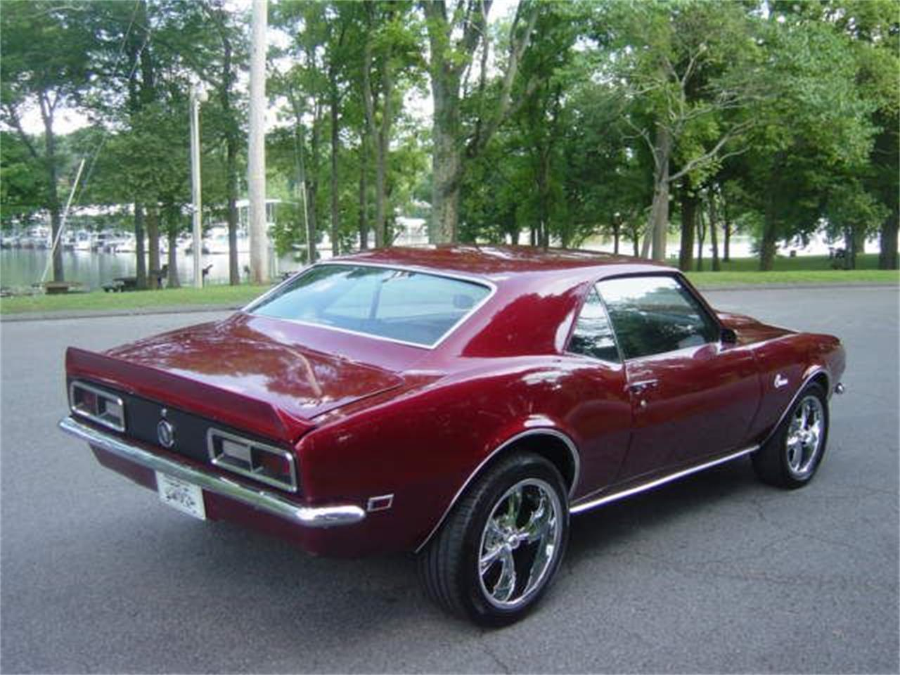 Large Picture of Classic '68 Camaro - $19,900.00 Offered by Maple Motors - NRMS