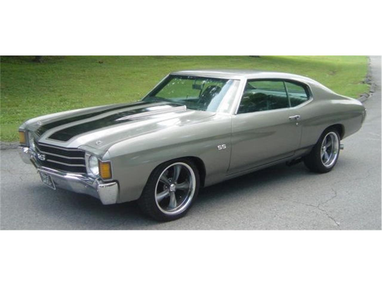 Large Picture of Classic 1972 Chevelle located in Tennessee - $19,900.00 - NRMT