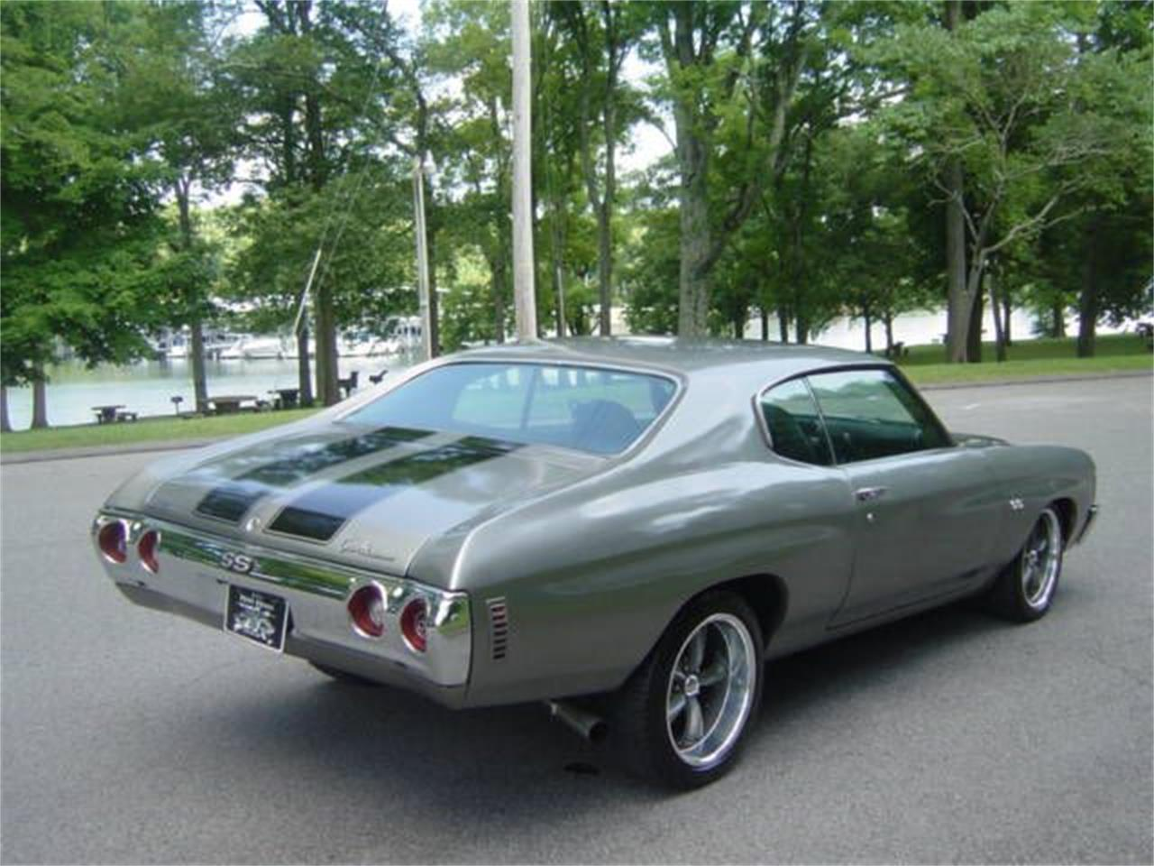 Large Picture of '72 Chevelle - NRMT