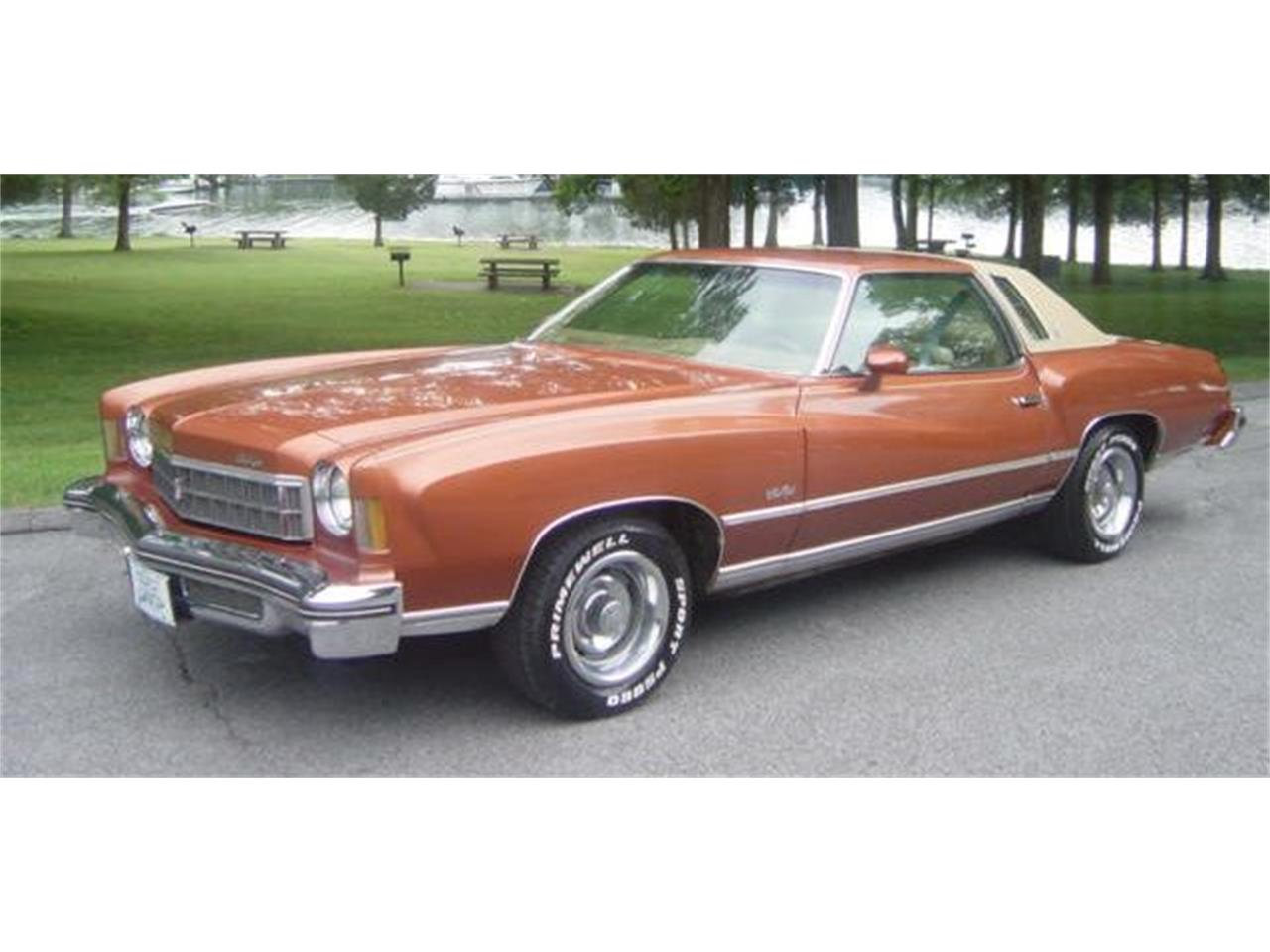Large Picture of 1975 Chevrolet Monte Carlo - NRMU