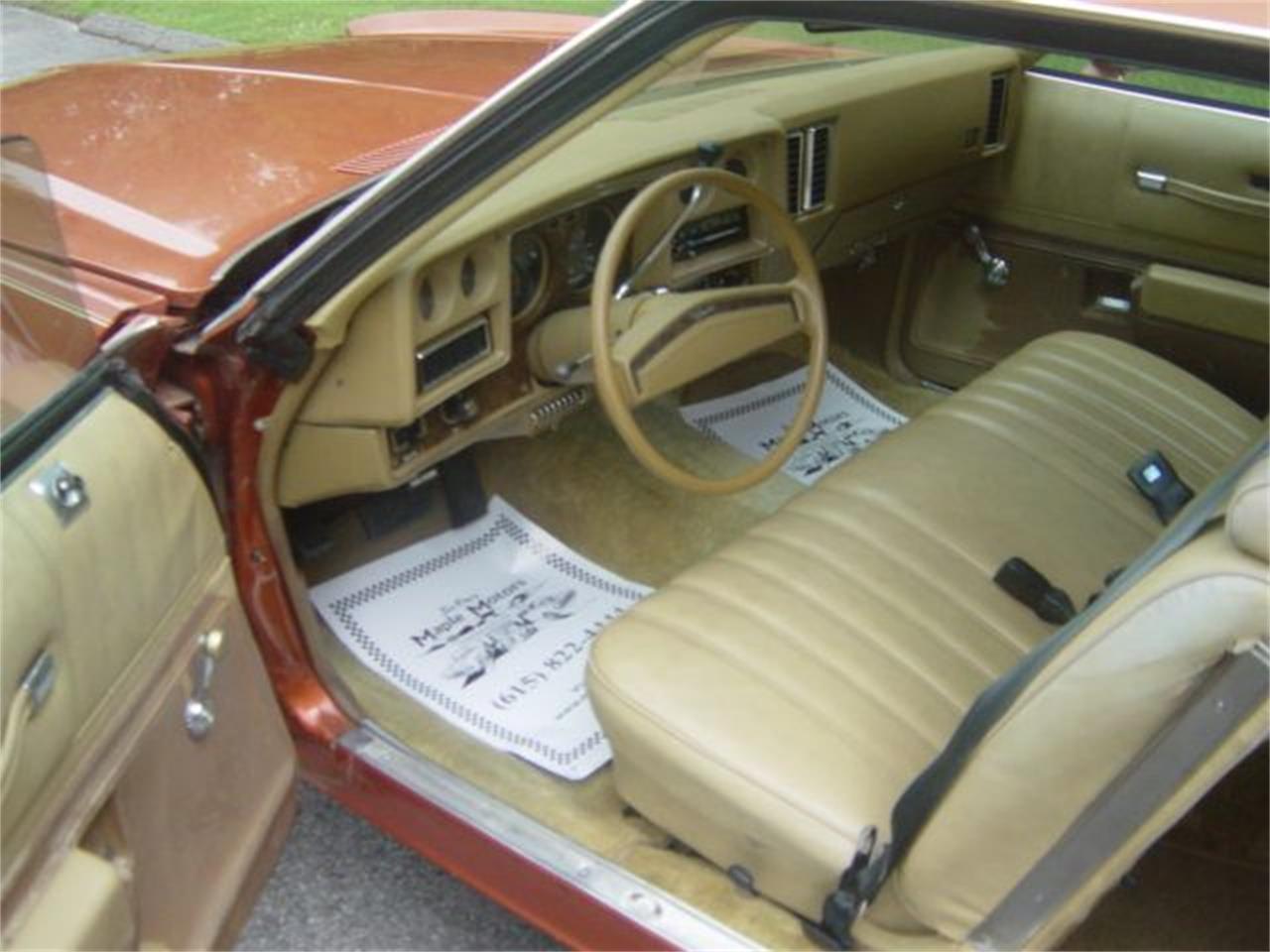 Large Picture of '75 Monte Carlo - NRMU