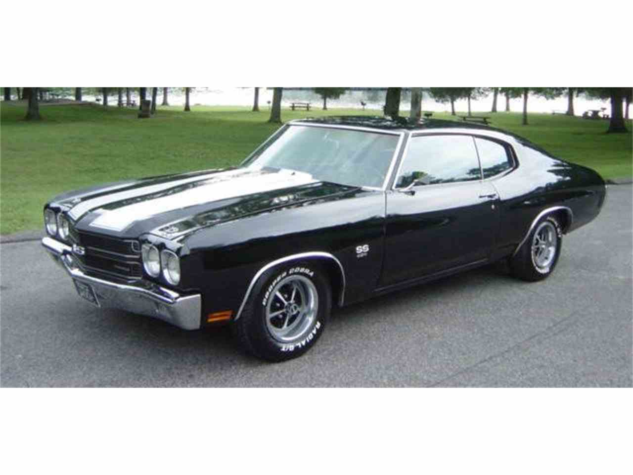 Large Picture of '70 Chevelle - NRMW