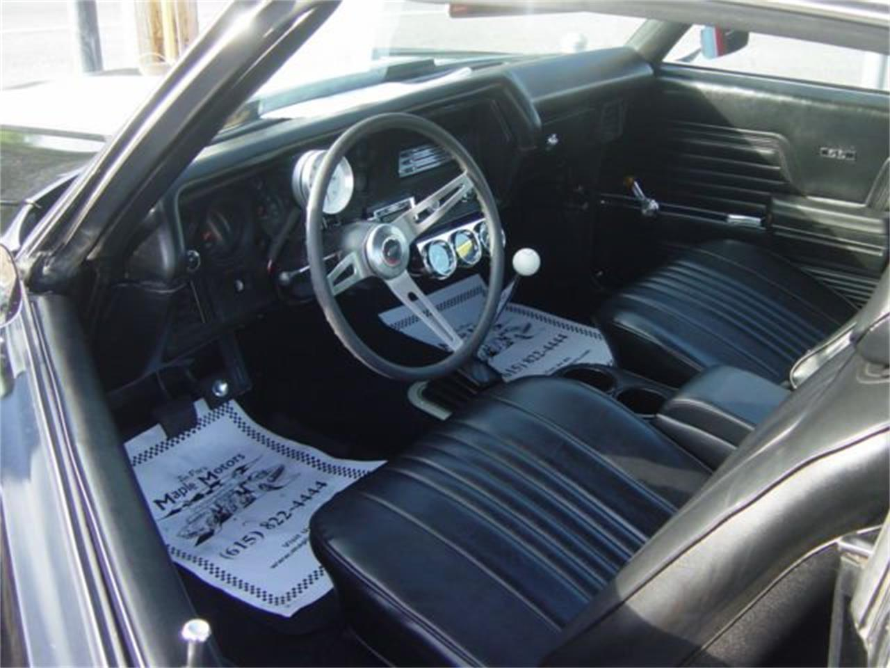 Large Picture of Classic 1970 Chevrolet Chevelle - $25,900.00 - NRMW