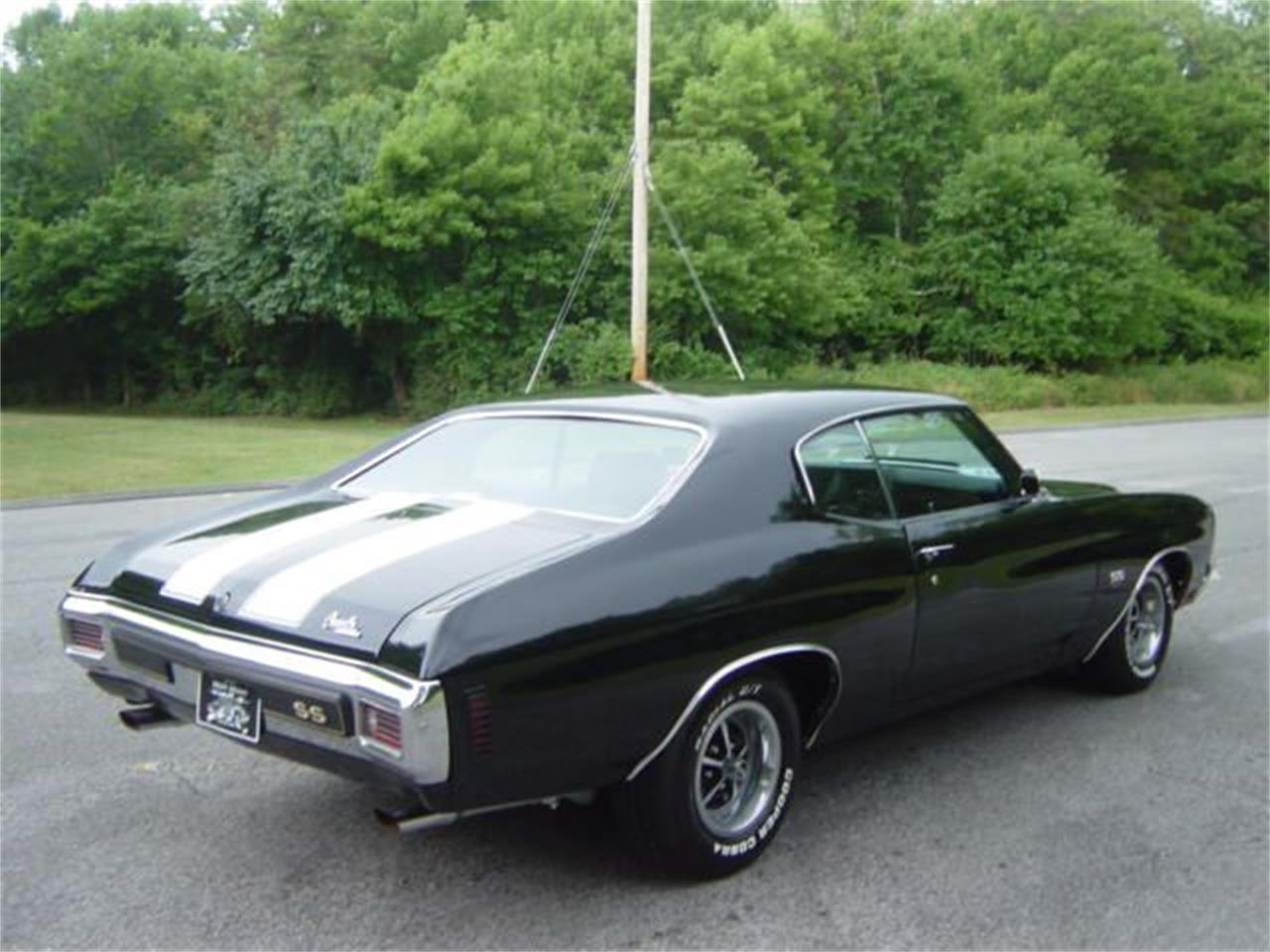 Large Picture of Classic 1970 Chevelle located in Tennessee - NRMW
